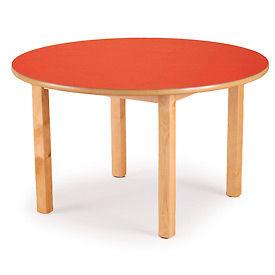 KFI - Round Wood Classroom Tables