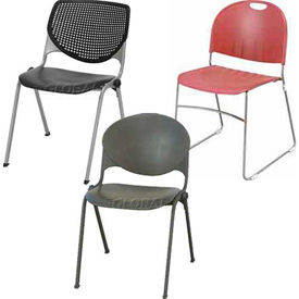 KFI - Sled Base Stack Chairs