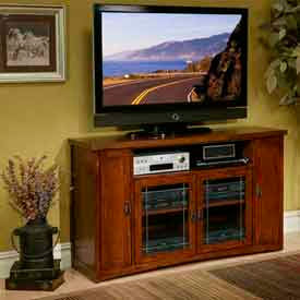 Martin Furniture - Mission Pasadena Home Entertainment Collection