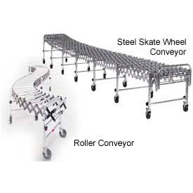 Nestaflex® Portable Flexible & Expandable Conveyors