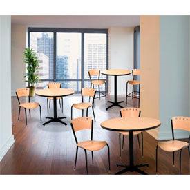 KFI - Lunchroom Pedestal Tables & Chairs