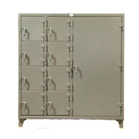 Strong Hold® Heavy Duty Combination Locker 66-1/2DS-4TMT-244