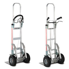 Magliner® Paddle Brake Aluminum Hand Trucks