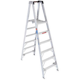 Werner® Aluminum Stockr's Ladder®
