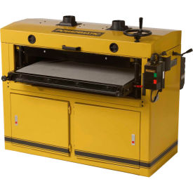 """Powermatic 1791321 Model DDS-237 10HP 3-Phase 230V 37"""" Dual Drum Sander"""