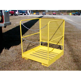 Dixie Dog Pound Forkliftable Work Platforms
