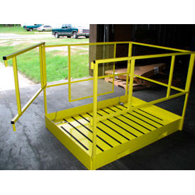 Dixie Extra-Large Economical Work Platform
