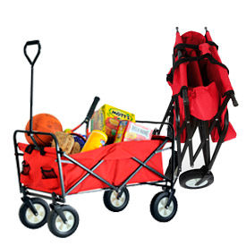 Sandusky Light Duty Folding Wagon Cart