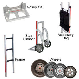 Magliner® Hand Truck Replacement Parts