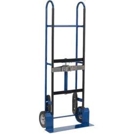 "Steel Appliance Hand Truck 800 Lb. Capacity 8"" Mold-On Rubber Wheels"