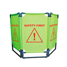 Safety First Folding Barricade
