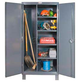 12 Gauge Extra Heavy Duty Maintenance & Janitorial Cabinets