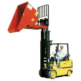 MECO Self-Dumping Forklift Hoppers