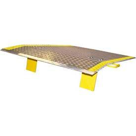 B&P Aluminum Dock Plates