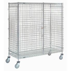 Nexel® Wire Security Storage Trucks