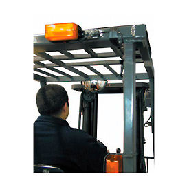 Forklift Anti-Blind Spot Mirrors