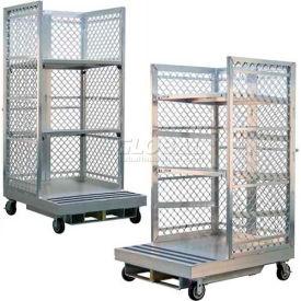 New Age Aluminum Order Picking Platforms