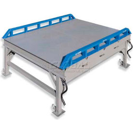 Portable Steel Platform Loading Docks