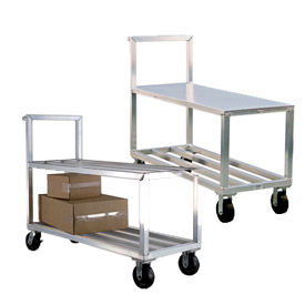 New Age Heavy Duty Aluminum Stock Carts