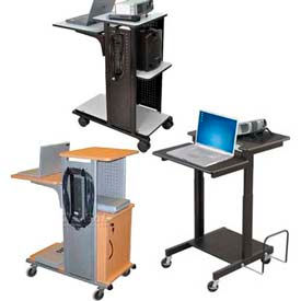 Boardroom Series Presentation Stations