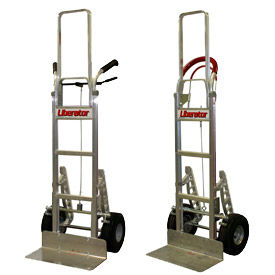 B&P Liberator Tread Brake Aluminum Hand Trucks