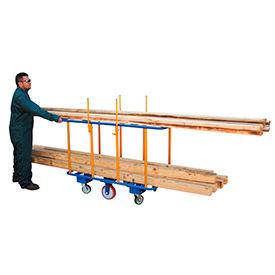 Vestil Horizontal Lumber Transport Cart