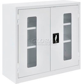 Paramount® Clear View Utility Wall Mount Cabinets