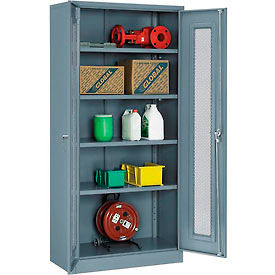 Paramount®  Expanded Metal Door Cabinets