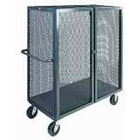 Clearview Steel Mesh Security Trucks