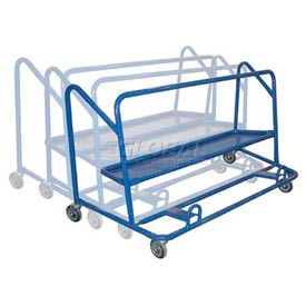 Nestable Panel & Sheet Transport Cart