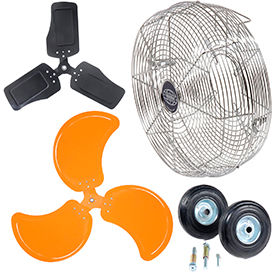 Global Fan Replacement Parts