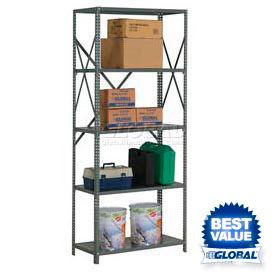 Global Steel Shelving - 18 Gauge - 73