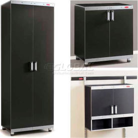 Rubbermaid FastTrack Garage Cabinets