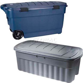 Rubbermaid Roughneck Jumbo Storage Totes