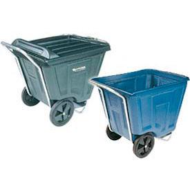 Akro-Mils® Low-Profile Plastic Tilt Carts