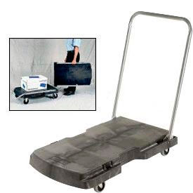 3-in-1 Folding Plastic Platform Trucks