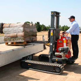 Vestil Tracked Hydraulic Stackers