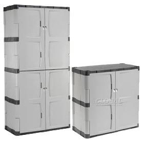 Rubbermaid Plastic Storage Cabinets Easy To Assemble