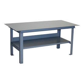 Extra Heavy-Duty Workbench, 10,000-20,000 LB. Capacity