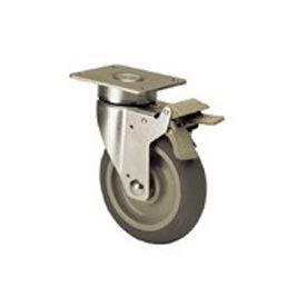 Hi Tech Dual Locking Caster 400 LB. Capacity