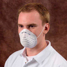 Safety Zone RS-810 Disposable Dust Masks, 50/Box