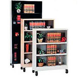 Sandusky - Mobile Steel Bookcases