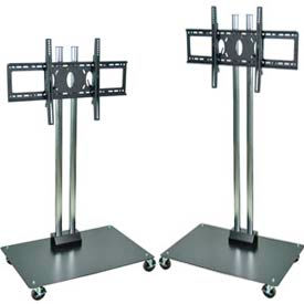Mobile Flat Panel Monitor & Plasma LCD TV Stands