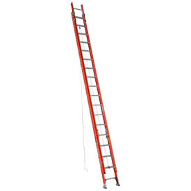 Werner® Aluminum And Fiberglass Extension Ladders
