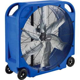 Global Industrial™ Rotomold Plastic Industrial Blower Fans