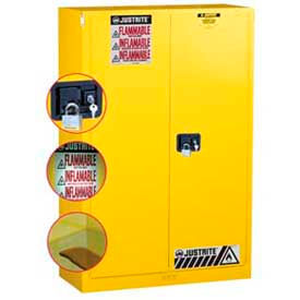 Justrite® Flammable Cabinets
