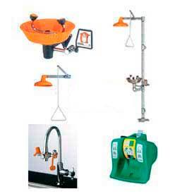 Guardian Equipment Emergency Eyewash & Bodywash Stations