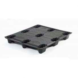 Thermoformed Plastic Pallets Static Capacity Up To 6000 Lbs.