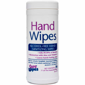 Alcohol hand wipes