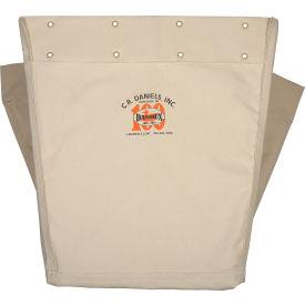 Dandux Canvas Replacement Liner 40006510 10 Bushel White